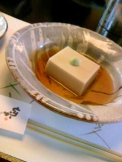 豆腐屋さん♪