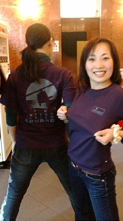 Tシャツ!!