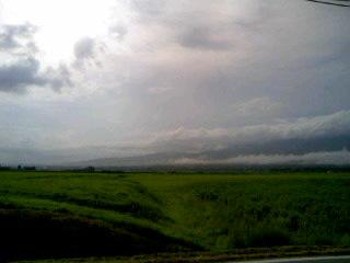 田舎の風景。ドライブ①08.14.17:30