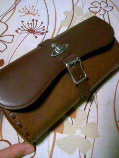 長財布が好きです。