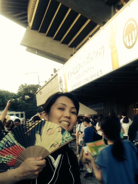 レキシのライブin武道館行ってきました!
